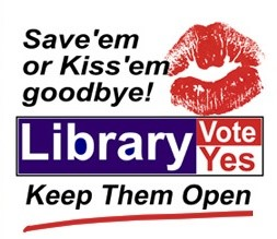 Keep Our Libraries From Closing