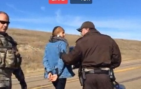 Actress Shailene Woodley Arrested at Pipeline Protest