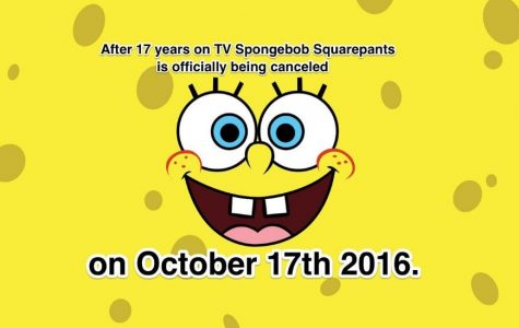 SpongeBob Squarepants Cancelled?