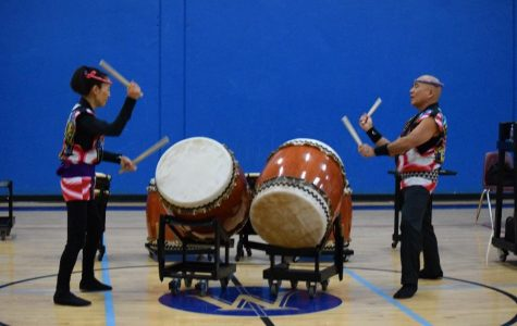 Taiko Drum Assembly