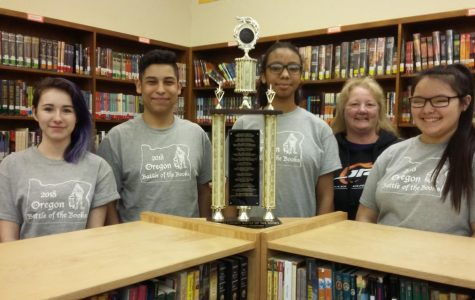 WMS Battle of the Books Team Victorious for the 2nd Year in a Row; Heading to the State Competition