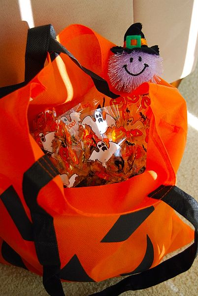 Should there be an age limit for trick or treating?