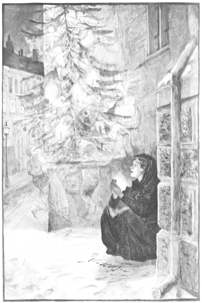Scan of illustration in Fairy tales and stories (1900). Andersen, H. C. (Hans Christian), 1805-1875; Tegner, Hans, b. 1853, ill; Brækstad, H. L. (Hans Lien), 1845-1915 New York: The Century Co. Used under the Commons License via Wikimedia.org