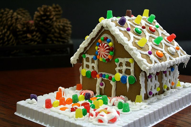 The Gingerbread House Tradition