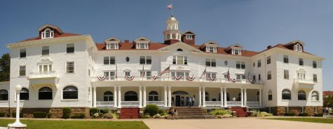 The Stanley Hotel in Estes Park. Photo used under the Creative Commons License via Wikimedia.org.